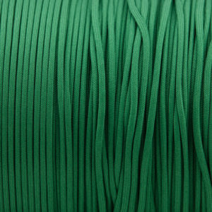 Green 4mm Paracord for sale 100% Nylon its lightweight & Strong