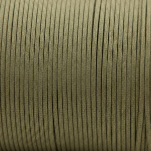 Khaki 4mm Paracord for sale 100% Nylon its lightweight & Strong