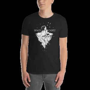 Space Cadet Short-Sleeve Unisex T-Shirt