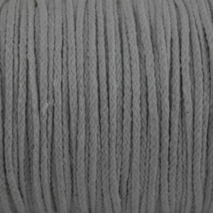 White Cotton Rope 5mm 100% cotton and of reasonable quality
