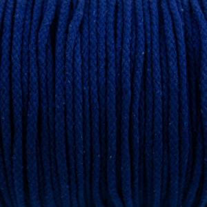 Dark Blue Cotton Rope 5mm 100% cotton and reasonable quality