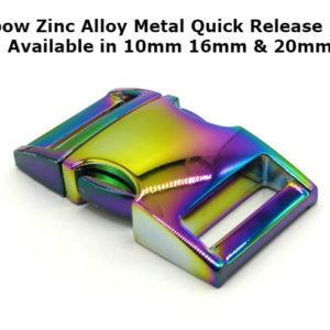 Rainbow Metal Buckle