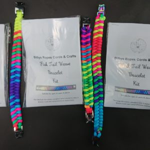 DIY Fishtail Weave Bracelet Kits