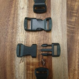 Quality Black Plastic Buckles