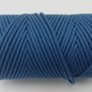 Midnight Blue 2mm Cotton cord 100% cotton and of the highest quality