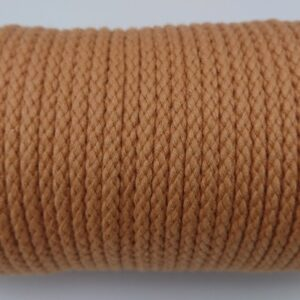 Camel 4mm Cotton Rope 100% cotton of the highest quality