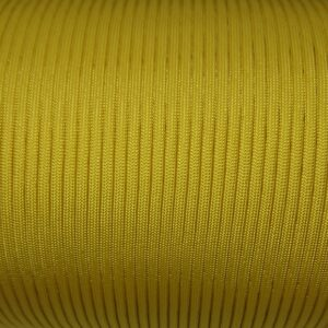 FS YEllow 4mm Paracord for sale 100% Nylon its lightweight & Strong