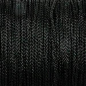 Black Micro 90 Cord100% Nylon made in the USA